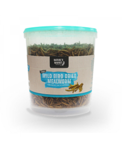 100 grams of Dried Mealworms Wild Bird Feed