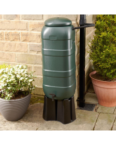 100L RainSaver Kit (Includes Multi Piece Stand and Diverter)