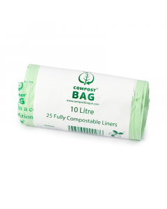 10Ltr Caddy Liner/Compostable Bags