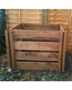 600 Blackdown Range Single Slotted Wooden Composter