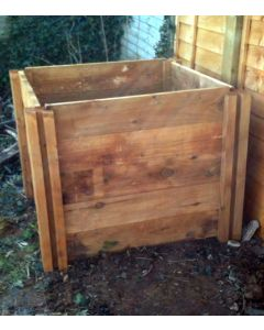 600 Blackdown Range Single Standard Wooden Composter