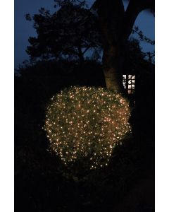 360LED Multifunction Antique White String Light With Green Cable