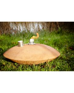 Corten Steel Float Bowl 120cm