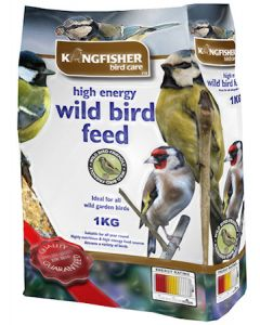 High Energy Wild Bird Feed 900g