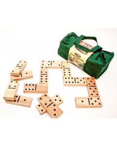 Wooden Garden Dominoes