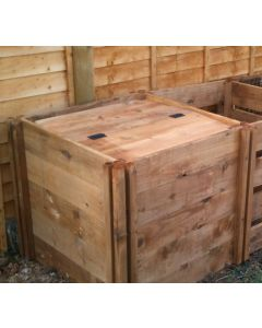 Single Lid To Fit 400, 800 & 1150 Blackdown Wooden Composters