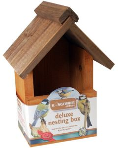 Premium Open Bird Nesting Box