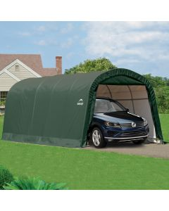 12' x 20' Rowlinson Round Top Auto Shelter