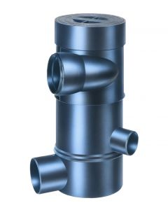 Large Vortex Rainwater Collection Filters for Barns & Warehouses 150mm